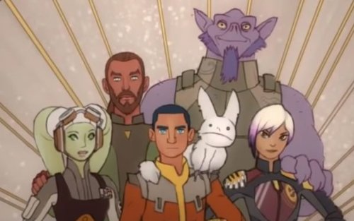 Star Wars Rebels: Temporada 4